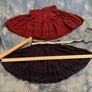 Aeropostale Skirts - Red Skirt FINAL PRICE